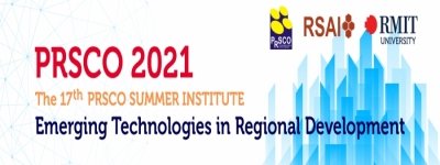 PRSCO Section: 17th PRSCO Summer Institute, 11-13 August 2021