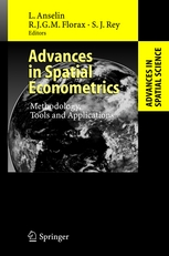 advances in spatial economics