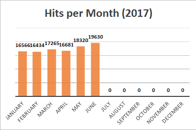 HIT COUNTER JUNE 2017