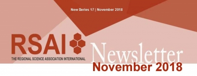 RSAI Newsletter November 2018 is now online!