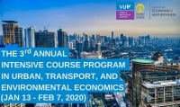 Intensive Course Program | 13 January–7 February, 2020, Depok–West Java, Indonesia