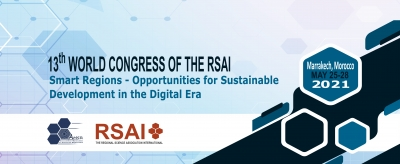 Call for Papers | 2021 RSAI World Congress