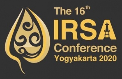 CALL FOR PAPERS | 16th IRSA International Conference Yogyakarta, 13-14 July 2020
