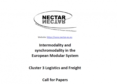 Call for papers on NECTAR Cluster 3 workshop