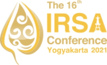 Indonesia Section: 16th IRSA International Conference, Yogyakarta, 12-13 July 2021