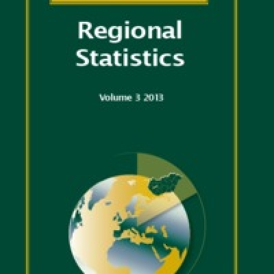 The New Issue of Regional Statistics is already Available! (2021, VOL 11, No 2)