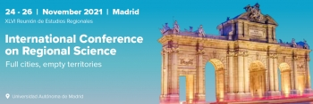 Spanish Section: 46th AECR Conference, 24-26 November 2021, Autonomous University of Madrid, Spain